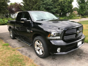 2014 Ram 1500 Sport 4X4 *NAV/LEATHER/SUNROOF*