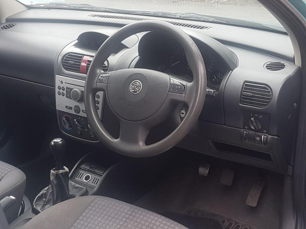 Vauxhall Corsa 2003 1.0