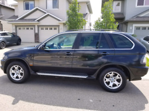 2002 BMW X5, Excellent used condition.
