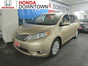 2014 Toyota Sienna XLE LIMITED,NAVI,Dual Roof