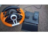 Speedlink PC Steering Wheel