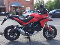 Ducati Multistrada 1200 ABS with Many Extras £8250 ono