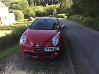 Alfa romeo 1.4 turbo 155 bhp