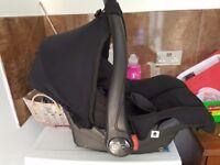 Resus abc design car seat