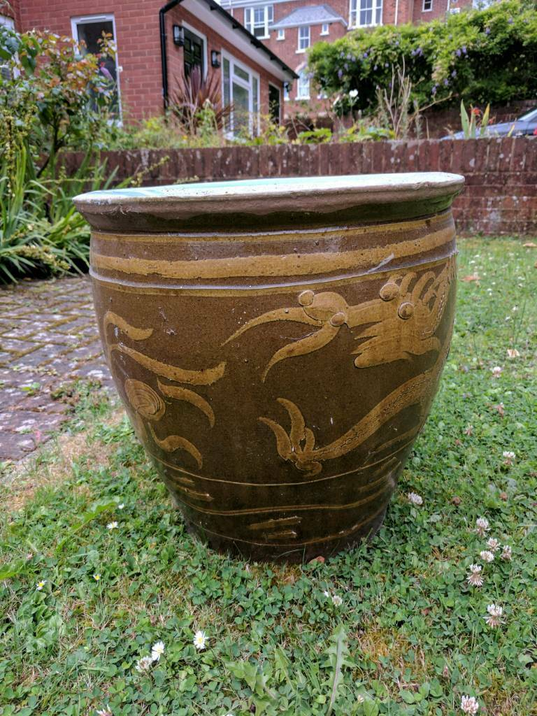 Very Large Garden Pots Beautiful very large garden pots handmade imported from hong kong beautiful very large garden pots handmade imported from hong kong workwithnaturefo