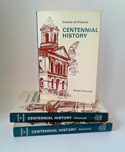 Count of Victoria Centennial History by Watson Kirconnell