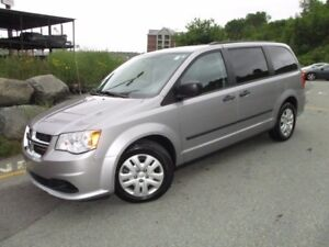 2014 Dodge GRAND CARAVAN SE (ONLY 26000 KMS, ONE OWNER TRADE-IN,
