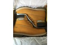 Brand New Trojan Mithras S1 Safety Boot Size 8
