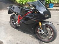 Ducati 1098s (Black rare!) in excellent condition