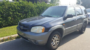 2002 Mazda Tribute VUS