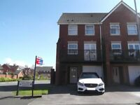 4 Bedroom End Townhouse for Sale in a soughtafter Estate in St. Helens