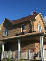 Reliable roofing free estimate 2nd day fix&replacement