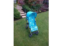 Mothercare Nanu Stroller Pushchair