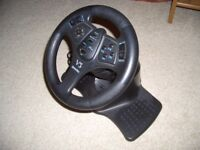 V3 Inter Act Racing Steering Wheel