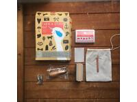 Carve a stamp kit by yellow workshop as new