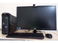 "Packard Bell Imedia S2185 pc,8GB DDR3RAM,1TB HDD,Wifi/Webcam/bluetooth/hdmi,22"" LED,computer/desktop"