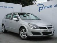 2006 56 Vauxhall Astra 1.6i 16v Club Manual for sale in AYRSHIRE