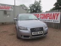 AUDI A3 2006 56 1.9 LTR TDI 1 YEAR MOT SERVICE HISTORY GREAT CONDITION!!!