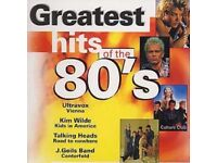 GREATEST HITS OF THE '80'S