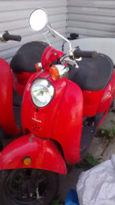 Honda jazz 2009 pour pièce ou route