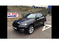 BMW X6 3.0 35i X DRIVE 5 DR YEAR 2009 IN 58 PLATE LOW MILEAGE FULL SERVICE HISTORY NO VAT