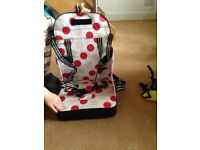 Travel Feeding Booster Chair & Travel Change Mat