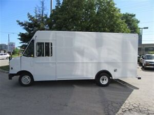 2007 Ford E-450 Utilimaster Grumman style 14ft gas stepvan