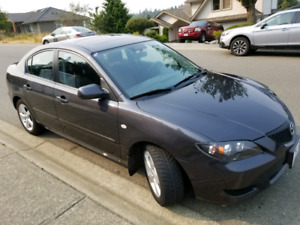 ON HOLD - Sold - 2006 Mazda 3