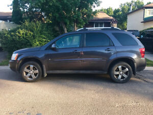 2008 Pontiac Torrent SUV
