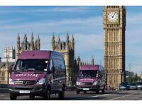 Multi Drop Driver (3.5 tonne - Sprinter Van)