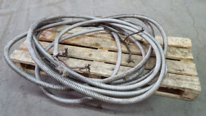 AWG-2 Electrical Cable (3 Core BX)