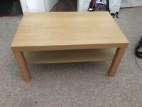 IKEA LACK Coffee Table - Oak