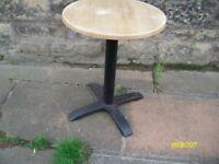 Garden/Outdoor Tables (4)
