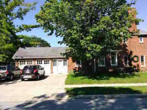 FULLY FURNISHED 3 BEDROOM UNIT IN OLD WESTMOUNT CENTURY HOME