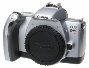 Canon Eos Rebel TI 35mm Film camera (Body Only)