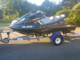 The Ultimate Yamaha 300hp FX Cruiser SVHO Supercharged Jet Ski