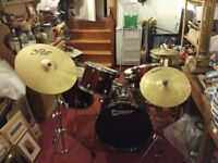 Drum kit Premier Olympic