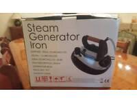 Brand New Steam Generator Iron