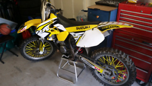 Wanted : 1999 Suzuki RM125 parts