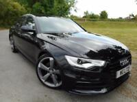 2014 Audi A6 2.0 TDI Black Edition 4dr Multitronic Huge Spec! 20 Alloys! BOSE...