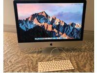 Apple iMac 27inch 5K Retina (Late-2015) 3.2GHz Intel Core i5 8GB RAM 1TB HD