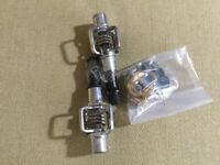 Mountain Bike Egg Beater Pedals
