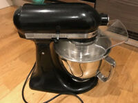 Black Glitter Kitchenaid Stand Mixer