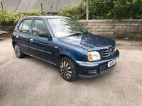 Nissan Micra 5 Door Hatchback Manual ( Spare and Repaire )