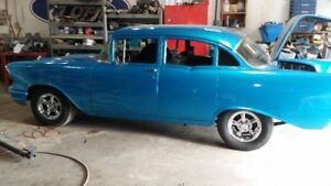 FOR SALE 57 CHEVY BELAIR