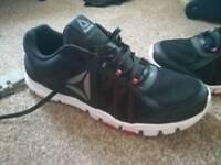 Size 9 Reebok trainers