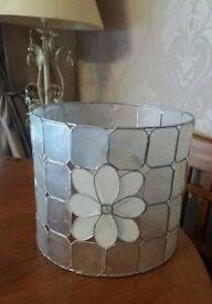 Unused Shell lampshade