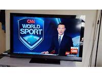 Sony Bravia 46 inch LED TV SuperSlim Full HD 1080p Digital Freeview HD ,HDMI, USB + Remote