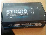 Studio Microphone ( New )