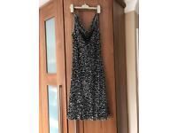 Ladies Occasion Dress / Cocktail Dress Black Short